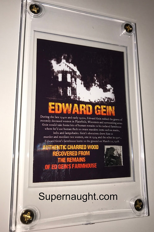 Ed Gein farmhouse