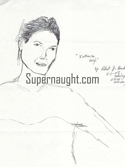 Robert Bardo drawings