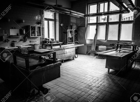 A Visit to an Autopsy Room