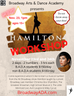 Hamilton workshop!!!