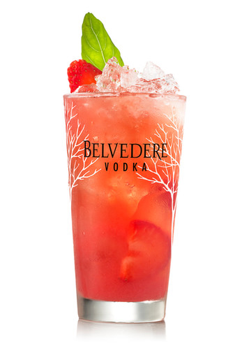 Shooting cocktail BELVEDERE