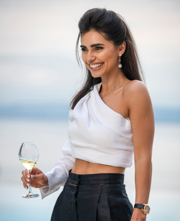 #Shooting #Lifestyle  Félicia Sibru  #Champagne #VeuveClicquot #Influencers