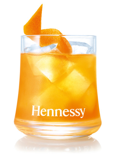 Shooting cocktail HENNESSY