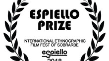 GRAB AND RUN won the Best Ethnographic Documentary Award at Espiello Festival!