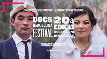 GRAB AND RUN will be the image of DocsBarcelona Film Festival 2017!