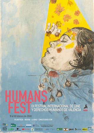 'Grab and run' en Valencia! Del 9 al 18 de febrero, en el marco del Festival de Derechos Hum