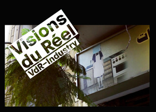 Our film is available at the VdR-Film Market at Visions du Réel, don't miss it!