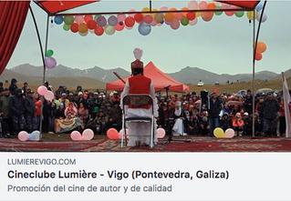 Para los que estáis en Vigo, hoy a las 20'30 en el Cineclub Lumière, se proyecta GRAB AND RUN de