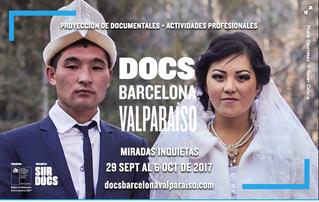 DocsBarcelona se lleva GRAB AND RUN a Valparaiso!