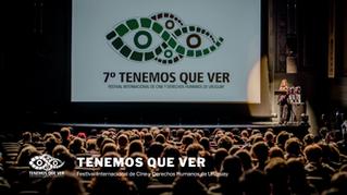 """GRAB AND RUN will be shown in Uruguay at """"Tenemos que ver"""" Festival de Cine y Derechos Hum"""