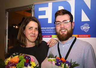 Thank you! INTIMATE OUTSIDERS project won the ERT Doc on Air Award at Docs in Thessaloniki 2019!