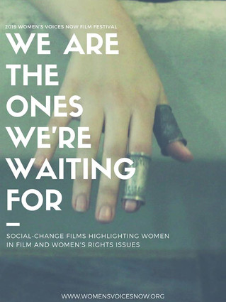 GRAB AND RUN has been selected by Women's Voices Now Film Festival! This year's festival the