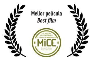 GRAB AND RUN, Best Ethnographic Film Award, at MICE - 13ª Mostra Internacional de Cinema Etnográfico