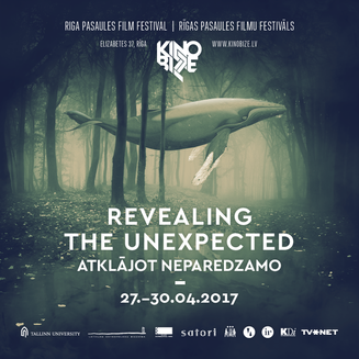 GRAB AND RUN will be shown in Latvia at Riga Pasaules Film Festival