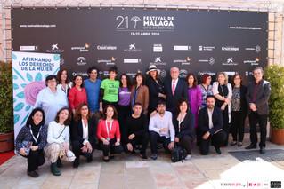 Grab and Run, de Roser Corella, ha obtenido el Premio Biznaga de Plata Premio Mujeres en Escena al M