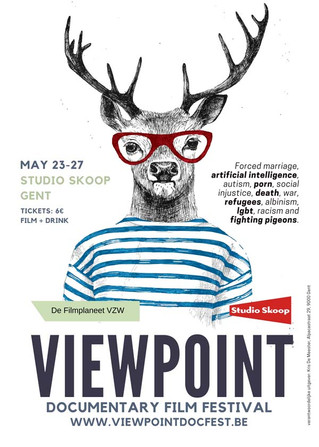 Ghent Viewpoint Documentary Film Festival invites GRAB AND RUN to be part of its program!