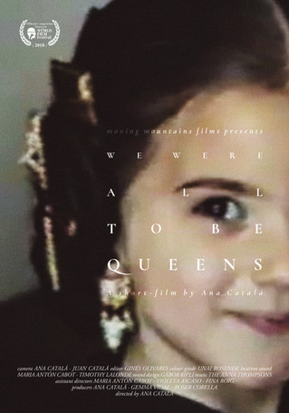 We are thrilled to announce the premiere in Montreal of the film by Ana Catalá WE WERE ALL TO BE QUE