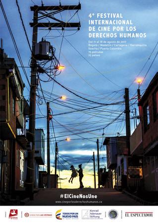 GRAB AND RUN se proyectará en Colombia, en el marco del Festival Internacional de Cine por los Derec