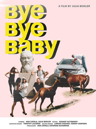 So happy to announce that Julia Boxler BYE BYE BABY will be part of the East Silver Market