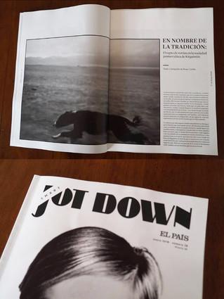 """La revista JOT DOWN Smart publica un articulo sobre el rapto de novias en Kirguistán, """"En nombr"""