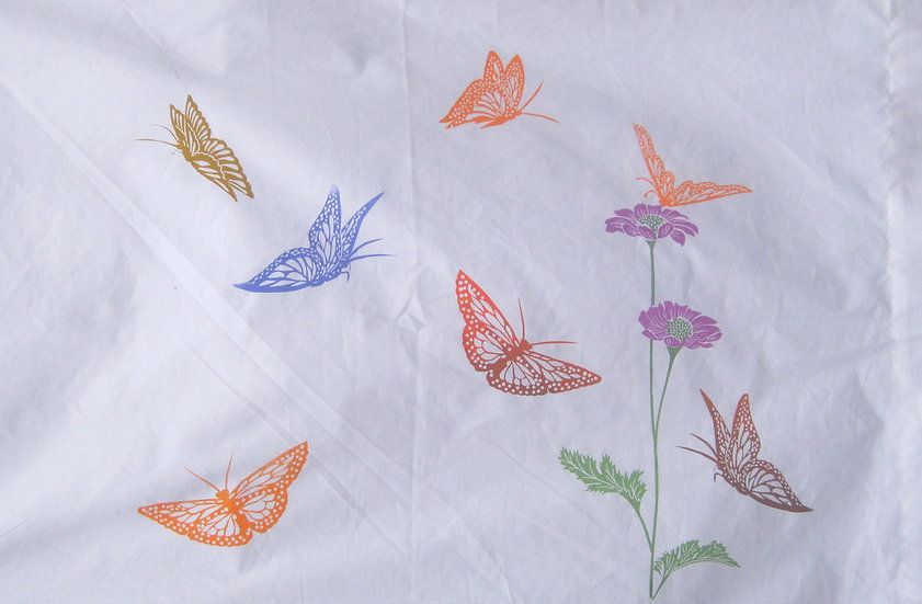 Butterflys Pillowcase