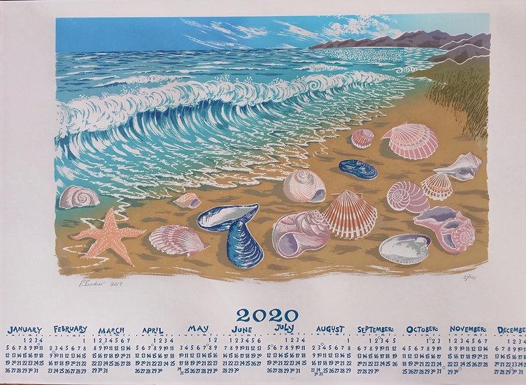 Shoreline calendar