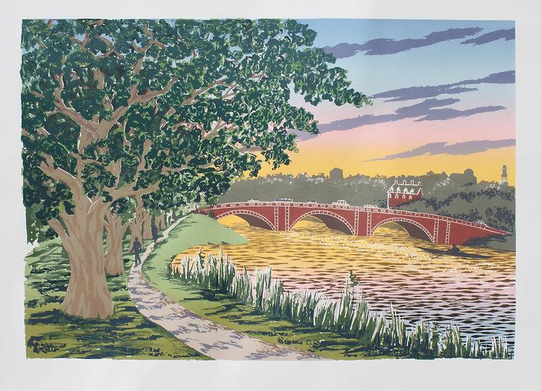 Charles River Bridge