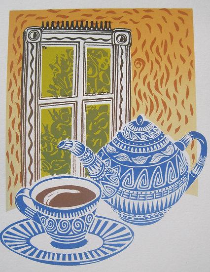 teatime card #24