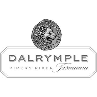 Dalrymple_logo_wLionBorder_B&W