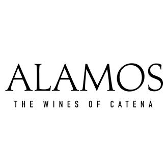 Alamos-similar font