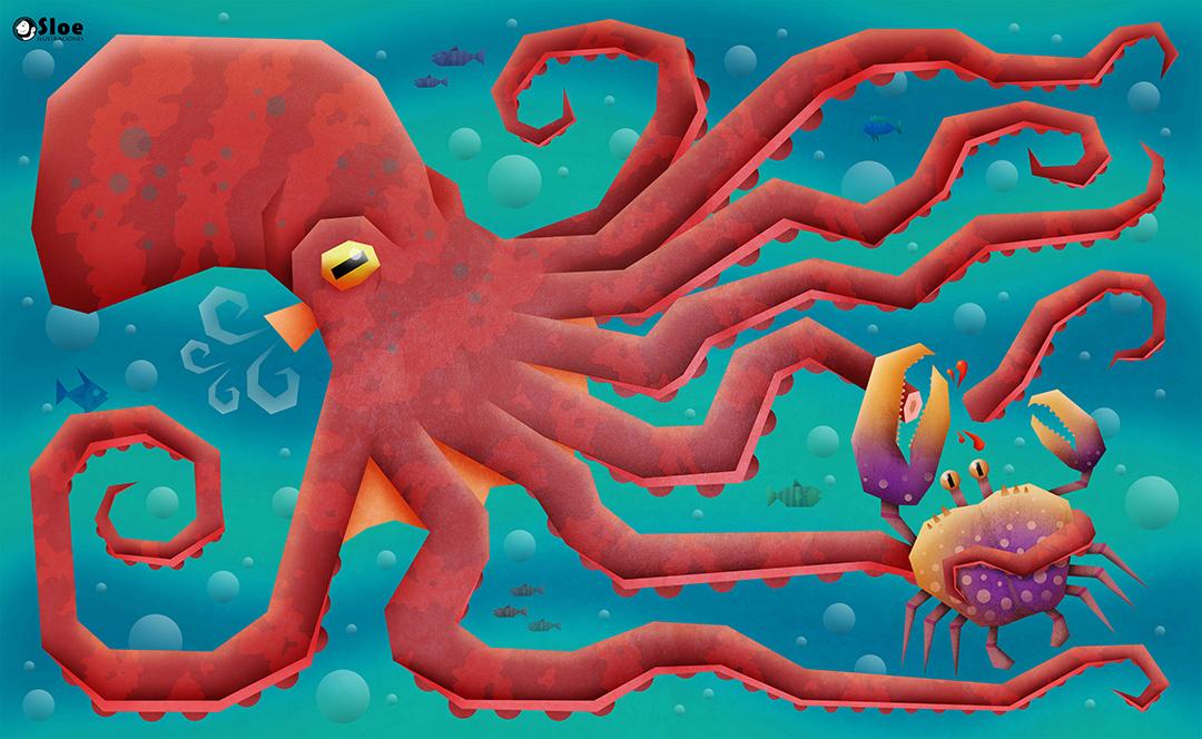 7 tentáculos y medio
