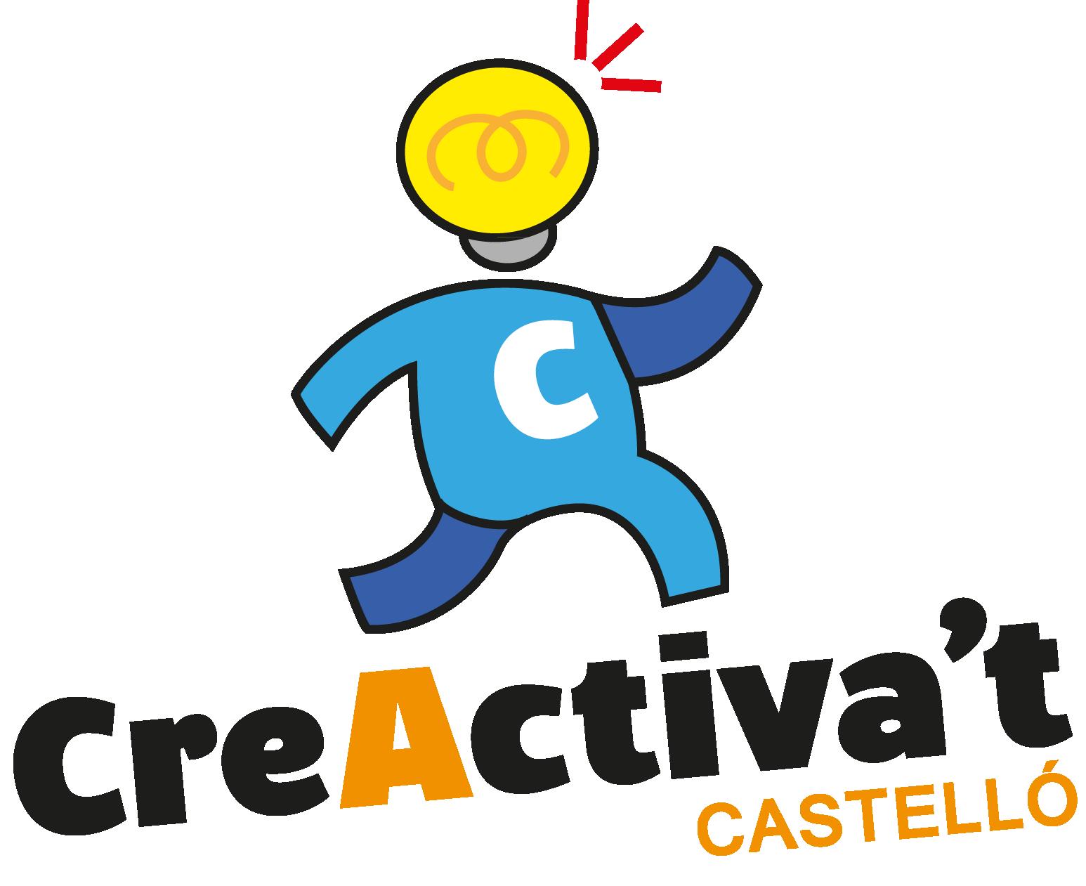 CreActiva't Castelló Logo