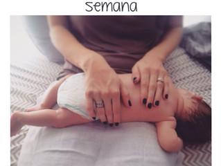 Shantala, porque fazer essa massagem em seu bebê ?