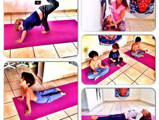 Criança pode praticar Yoga?