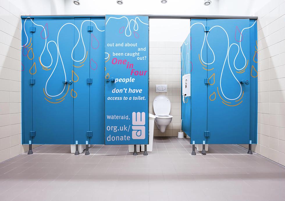 WaterAid Toilets
