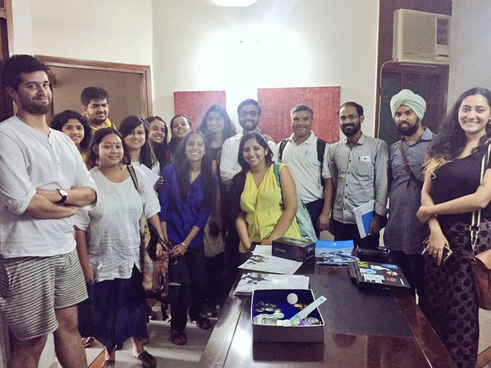 SFLC.in & Feminism in India's Workshop on 'Combatting Online Harassment'
