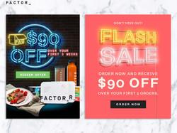 Factor E-Blasts Neon