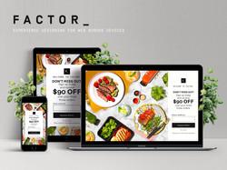 Factor Web Show Case