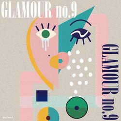 Glamour no.9 square