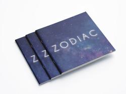 Square Booklet Several