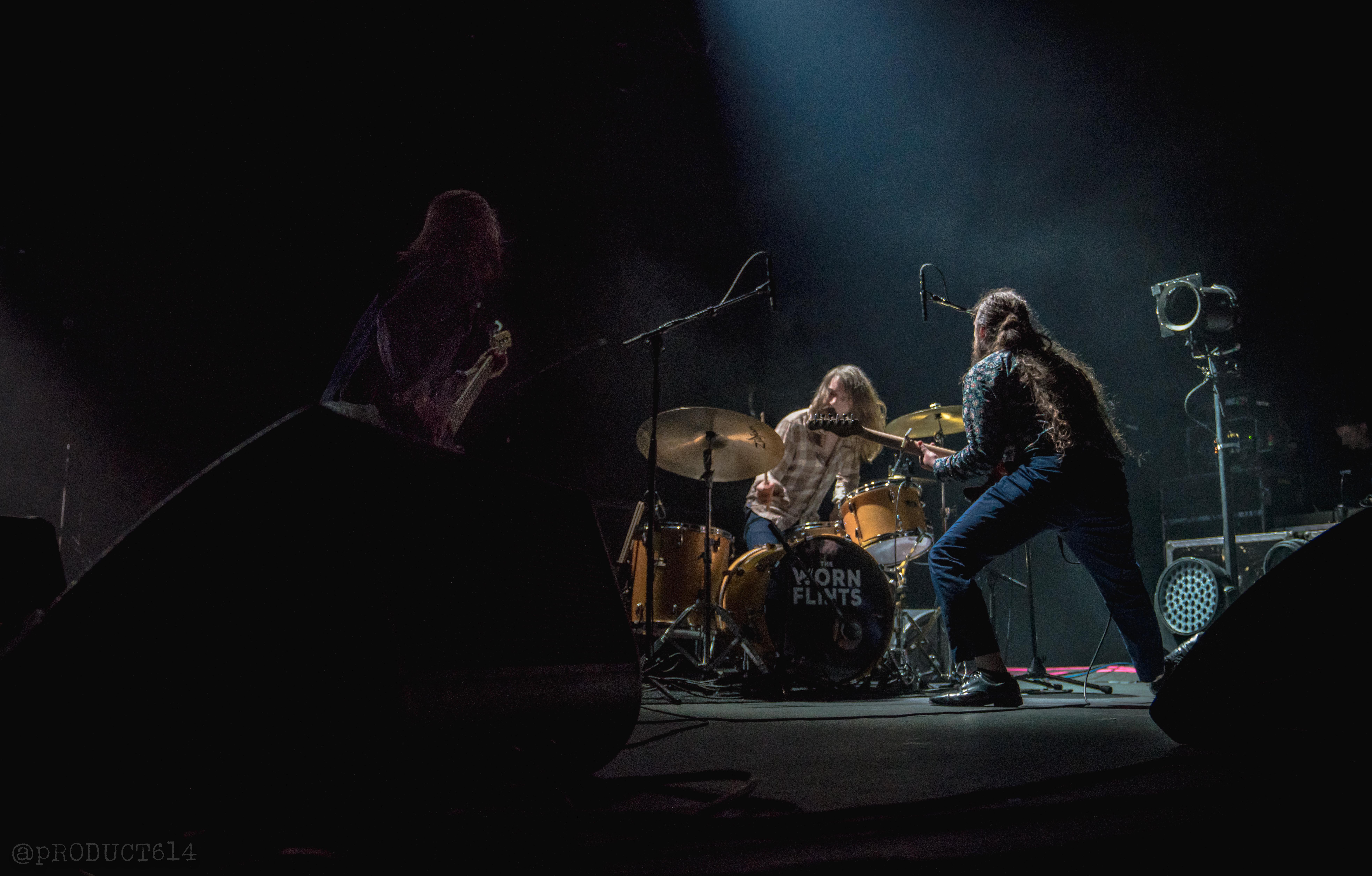 The Worn Flints - West Coast Tour - (Pho