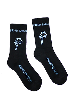FROSTY PALMS CLASSIC SOCKS