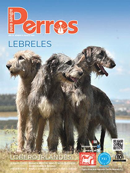Revista Perros Pura Sangre Lebreles