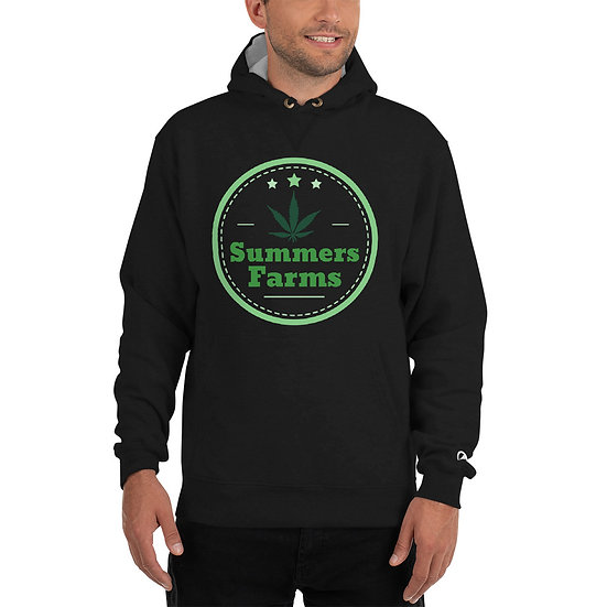 Summers Farms Hemp Champion Hoodie