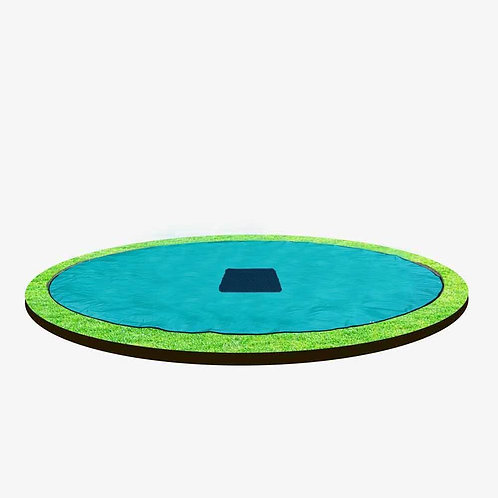 Capital Round In-ground Trampoline Cover