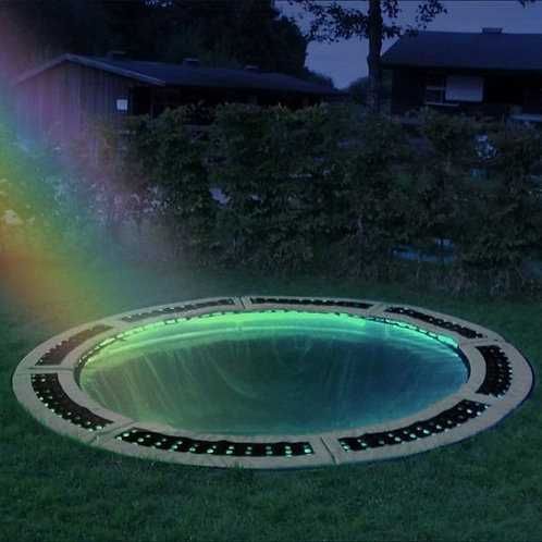 Capital In-ground Trampoline Lighting System - Colour Controlled