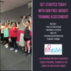 Get started today with our FREE WEIGHT T