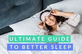 5 Tips to a better night sleep- AND why it's so important!