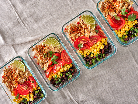 How to meal prep as a busy women