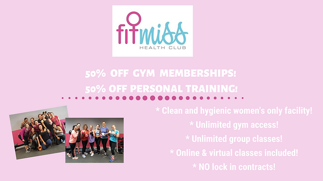 50% off memberships (Website banner) (2)